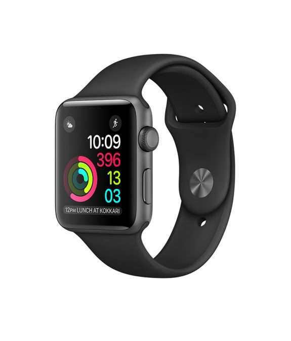 Apple Watch 38 sport black S2