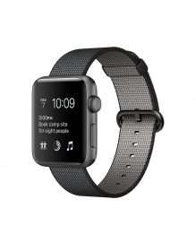 Apple Watch 38 sport black nylon S2