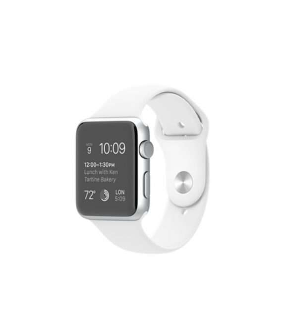 Apple Watch 42 sport white S1