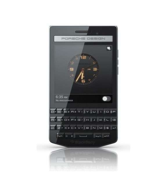 BlackBerry Porsche design P9983 Black
