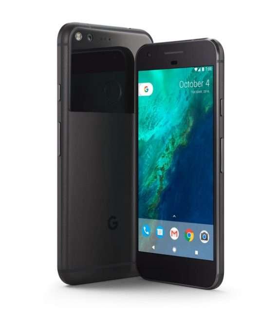 Google Pixel 32Gb (G-2PW4100) Black