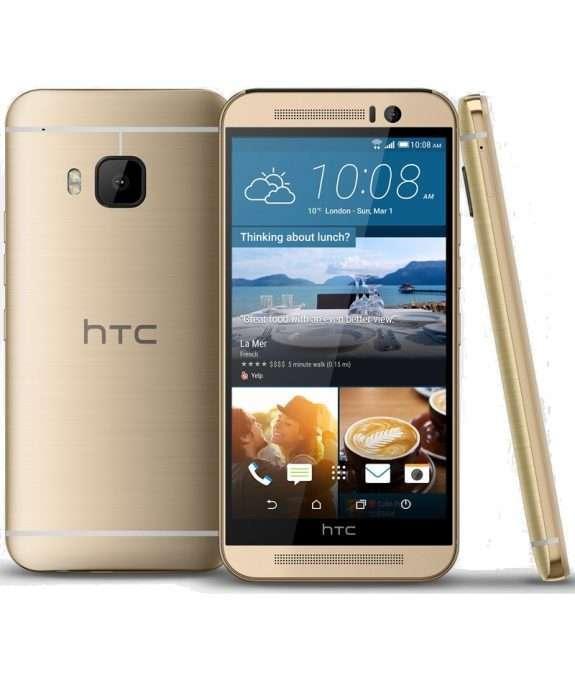 HTC One M9 (LTE) Gold