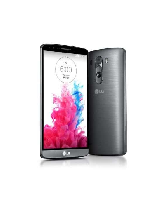 LG G3s D722 (уценка) Titanium