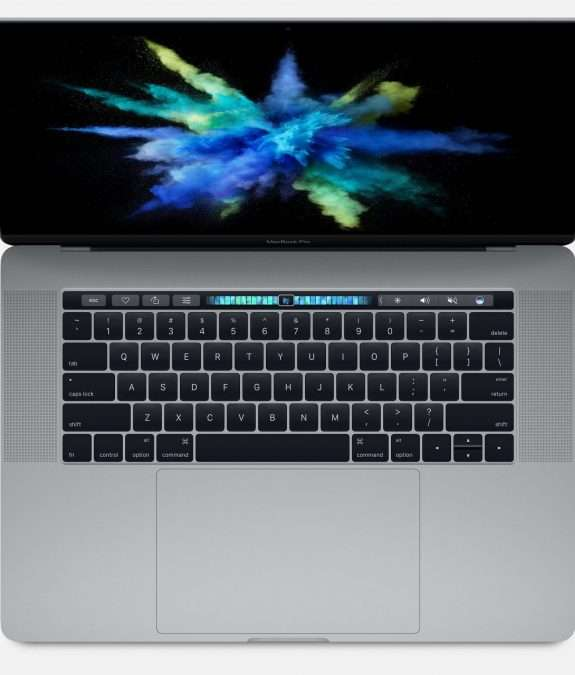 MacBook's MLH42 Pro15 gray