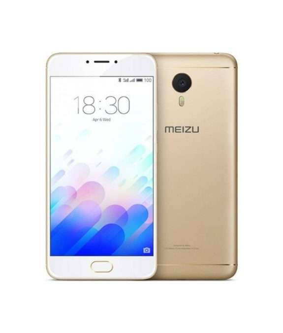 Meizu M3 Note 16Gb (M681Q) (LTE) Gold