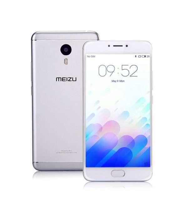 Meizu M3s 16Gb Silver