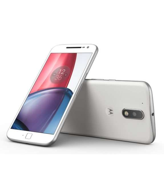 Motorola Moto G4 Plus 16Gb White