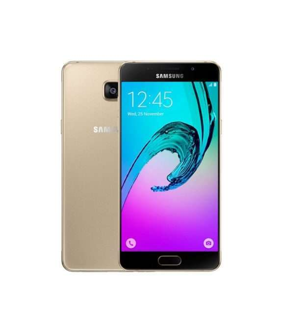 Samsung Galaxy A7 Duos  (LTE) Gold