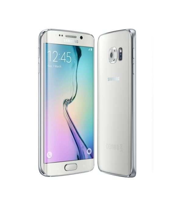 Samsung Galaxy S6 Edge 64Gb (G925F) White