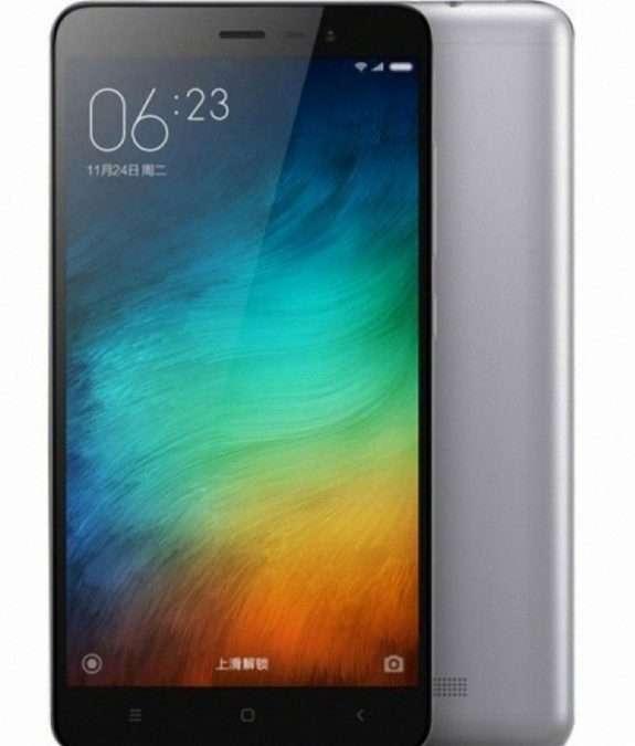 Xiaomi Redmi Note 3 Pro 32Gb Grey