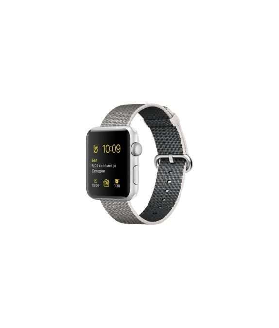 Apple Watch 42 sport black nylon S2