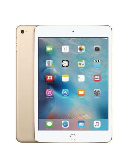 iPad Mini 4 32 gold