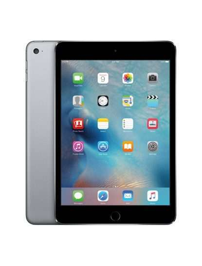 iPad Mini 4 16 gray