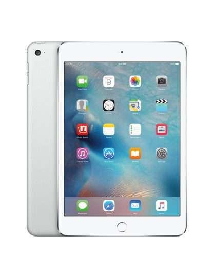 iPad Mini 4 128 silver wifi