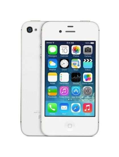 iPhone 4s 16 White восстановленный