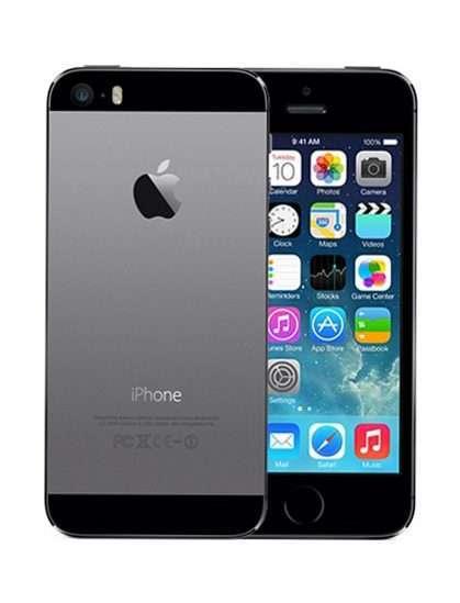 iPhone 5s 32 SpaceGray восстановленный