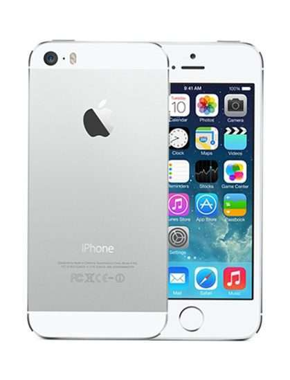 iPhone 5s 16 silver