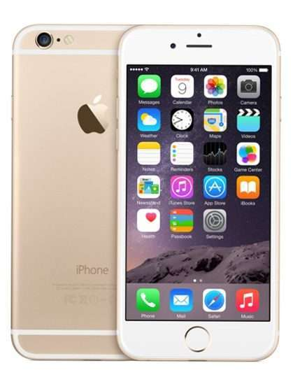 iPhone 6 32 gold