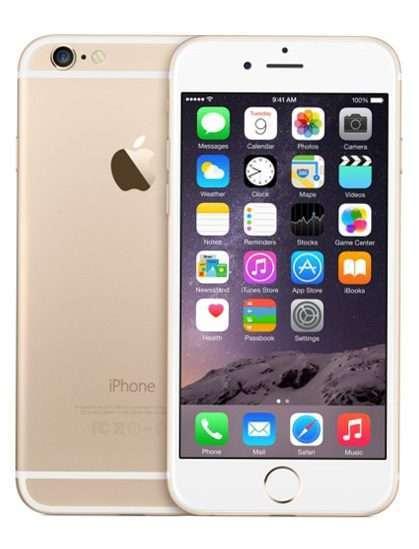iPhone 6 16 Gold восстановленный