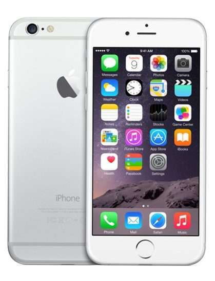 iPhone 6 32 silver