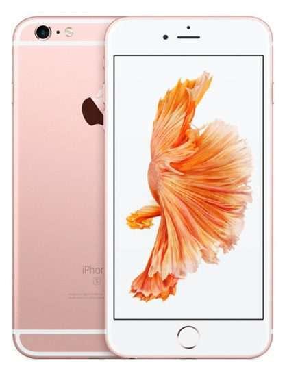 iPhone 6s+ 128 rose