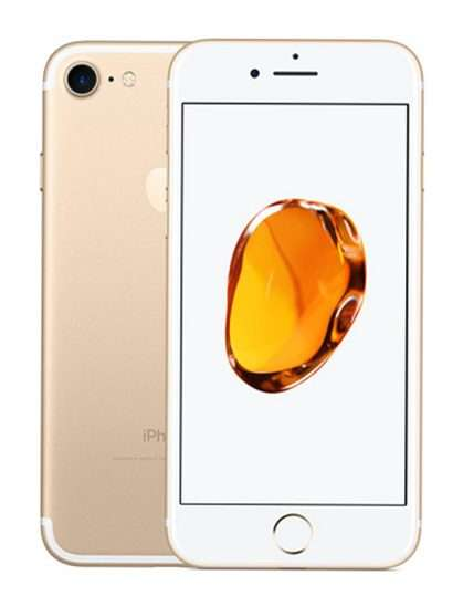 iPhone 7 256 gold