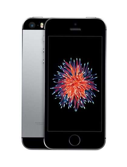 iPhone SE 64 gray