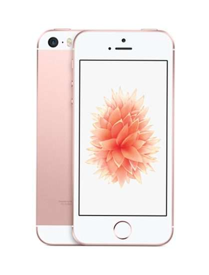 iPhone SE 64 rose