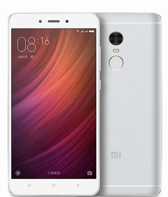 Xiaomi Redmi Note 4 16Gb White