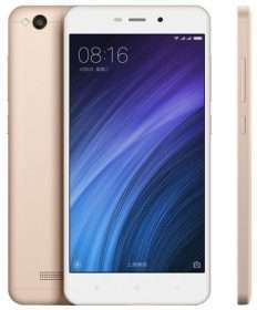 Xiaomi Redmi 4A 2Gb+16Gb Gold