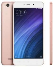 Xiaomi Redmi 4A 2Gb+16Gb Rose Gold