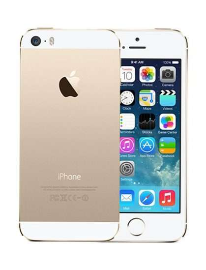 iPhone 5s 16 gold (Без Touch iD)