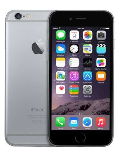 iPhone 6 64 gray (Без Touch iD)