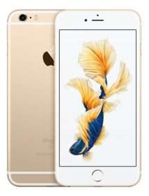 IPhone 6s+ 128 gold