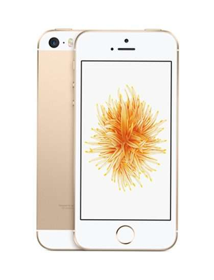 IPhone SE 64 gold