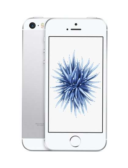 IPhone SE 64 silver