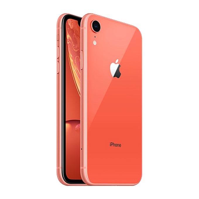 Купить Iphone XR 256 Coral недорого с доставкой